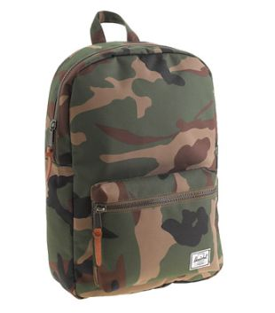 kids backpacks - jcrew herschel camo backpack