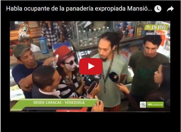 Pan frío robado de la Baralt será vendido a los cerros  http://www.facebook.com/pages/p/584631925064466