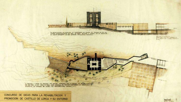 Castillo de Lorca_Ignacio Mendaro