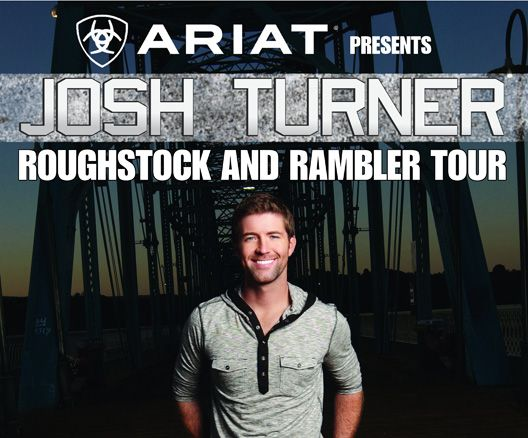 Check out Josh Turner at the Sioux Empire Fair