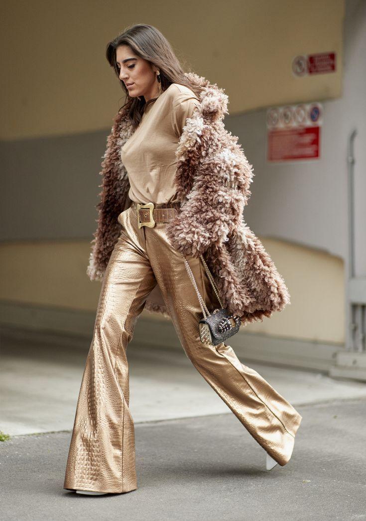 70er Jahre Mode Trends Damals Und Heute Fash In Street Style