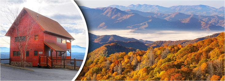 At Outrageous Cabins, all of our cabin rentals are located at the Starr crest resort. Just minutes away from Pigeon Forge, Sevierville, and Gatlinburg, Tennessee. If you haven't experienced a rental cabin before, it is definitely a treat that you should indulge in.
