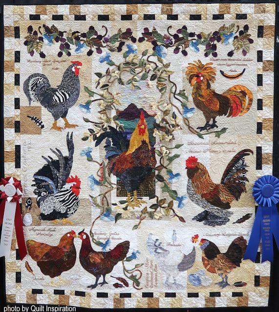 400 Best Folk Art Quilts Images On Pinterest Quilt