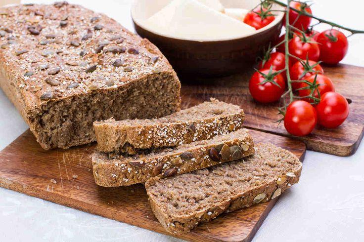 Chleb żytni na zakwasie #smacznastrona #przepisytesco #chlebdomowy #żytni #nazakwasie