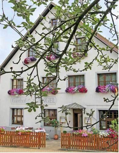 Hotel Restaurant Engel   DANIELE CESARE CODUTTI has just reviewed the hotel Hotel Restaurant Engel in Pfaffenweiler - Germany #Hotel #Pfaffenweiler