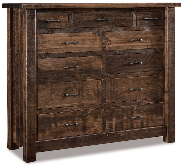 Drummond 11 Drawer Chest Countryside Amish Furniture Woodworking Furniture Simple Woodworking Plans Woodworking Furniture Plans