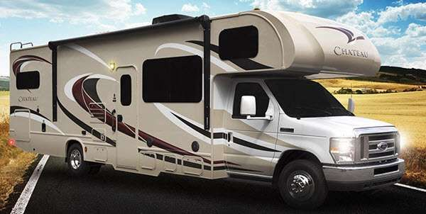 Chateau Motor Home Class C | RV Sales | 6 Floorplans