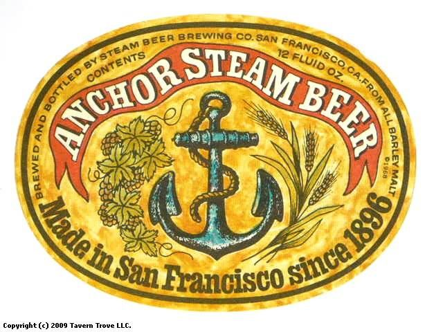 Anchor Steam Beer - The Christmas seasonal is coming!