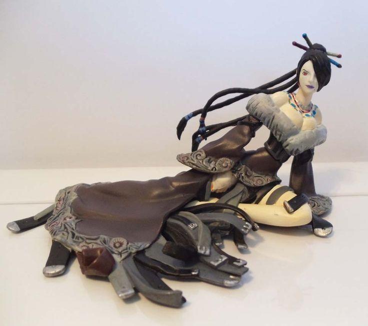 Final Fantasy 10 Figurine - Trading Arts Vol 1: #6 Lulu (Lulu)