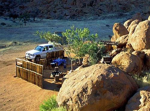 Koiimasis Ranch campsite, Tirasberg, Southern Namibia