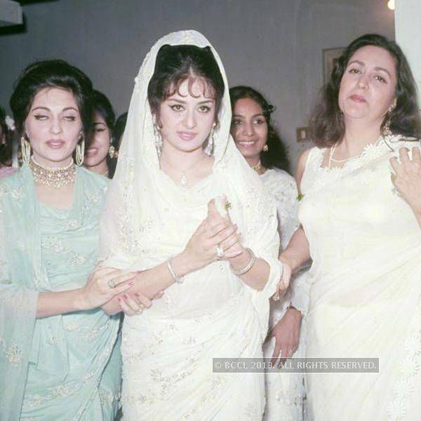 Saira Banu's TOI Archives - 100 Years of Indian Cinema Photogallery - Times of India