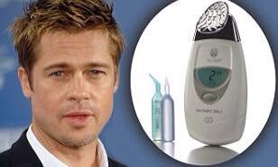 The gizmo the stars use to iron out their wrinkles!!! Secret weapon: Brad Pitt and Nicole Kidman are said to use an electric gadget to stay looking young... http://www.dailymail.co.uk/femail/article-2013294/A-list-beauty-secrets-The-gizmo-stars-use-iron-wrinkles.html