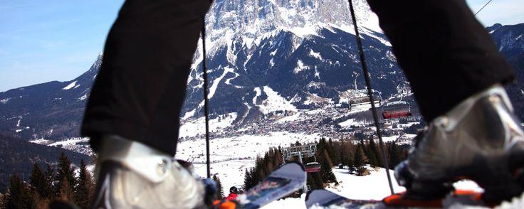 Lermoos, Austria, Zugspitze (Credit: EyesWideOpen/Getty)