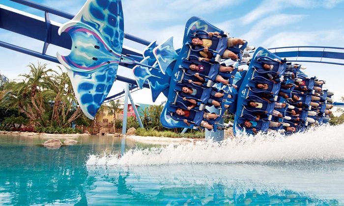 Seaworld Orlando And Busch Gardens Tampa Fort Lauderdale Deal Of The