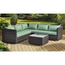 Garden Sofa Sets | Wayfair UK