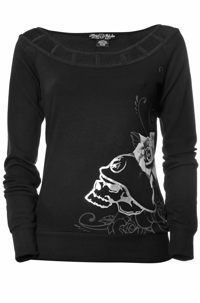 Metal Mulisha Rylee Fleece Women's Top