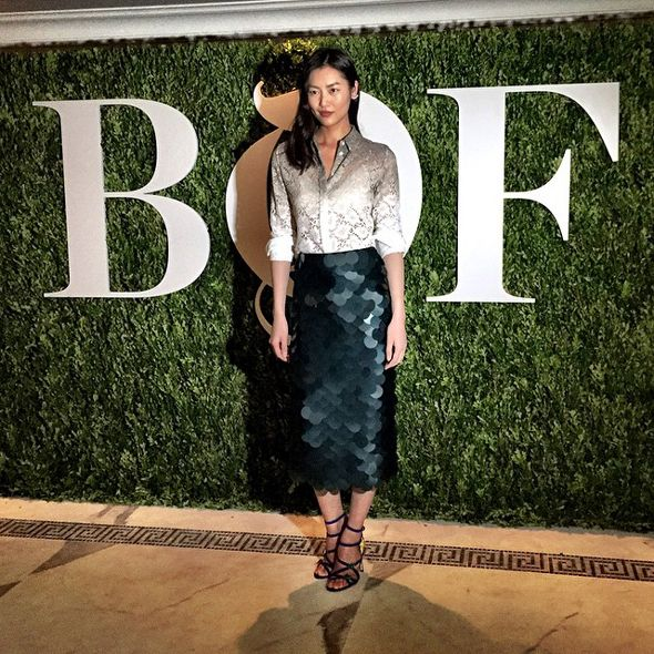 Business of Fashion Launches in China