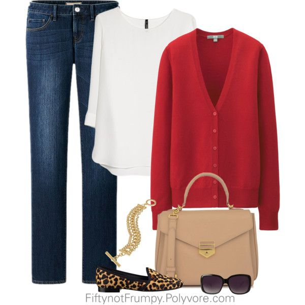 """""""Weekend Fabulous"""" by fiftynotfrumpy on Polyvore"""