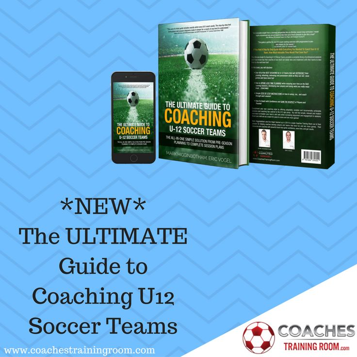 Discover the BEST SESSIONS for U-12 Teams that will SKYROCKET their passing, attacking, dribbling, defending and possession skills so they can increase their skills and have more FUN! Pre order now at https://go.coachestrainingroom.com/ultimate-guide-u-12 #soccercoach #coachestrainingroom #ayso #youthsoccer #coachingsoccer #soccerdrill #soccerdrills #soccercoaches #nikesoccer #nscaa #youthcoach #kidssoccer #ussoccer #uswnt #usmnt #barclays #soccertraining #soccerplan #soccerplans…
