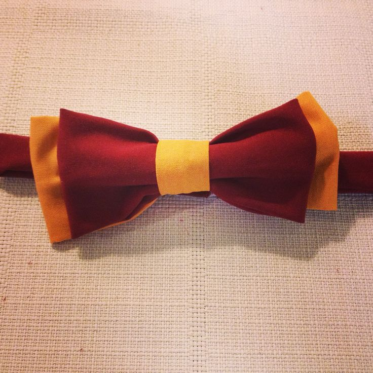 Bowtie for Harry Potter party
