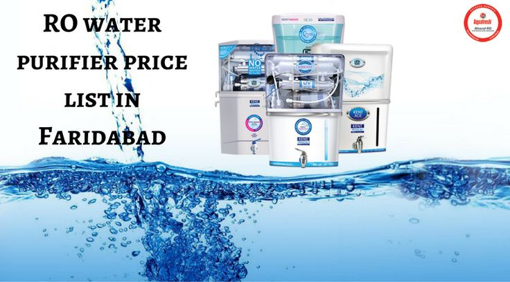 Buy RO water purifier price list in Faridabad with best features and best quality. Get a RO & UV water purification technology with Aqua Fresh RO system quality standards.  #water #purifier #rosystem #aqua #fresh #purification #faridabad