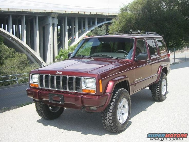 Jeep Off Road - Four Wheel Outdoor Adventures 4x4 Recreation: Jeep Cherokee XJ - How to Install a Lift Kit