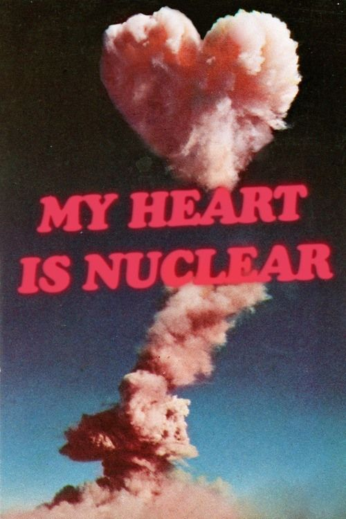 """""""Love is all that I fear. I'm turning Radioactive. I'm turning Radioactive."""" -Radioactive. Marina and the Diamonds"""