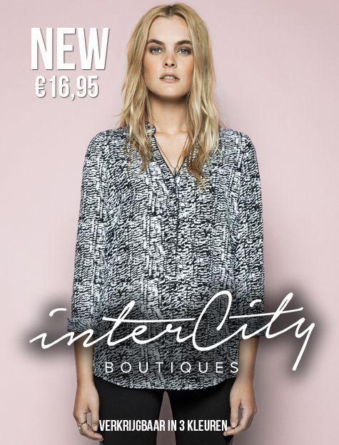 Ben jij al bekend met het zusje van ONLY? Het merk 'Jacqueline de Yong' biedt fashionable kleding tegen leuke prijsjes!  Check deze super leuke blouse van JDY voor maar €16,95. Wil je hem ook hebben? Bestel nu: http://bit.ly/10uWAJX  Benieuwd naar de gehele collectie van JDY? Wacht niet langer en shop meteen @ http://bit.ly/10uWKB5