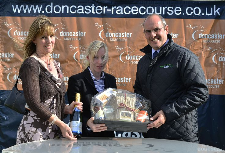 Sponsored race at Doncaster Racecourse on Saturday 17th August 2013
