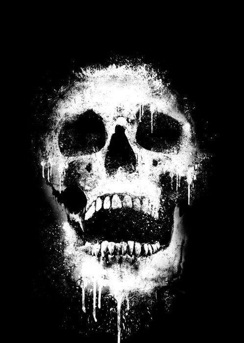 septagonstudios:  Lou Patrick Mackay a.k.a opawapo Skullogy