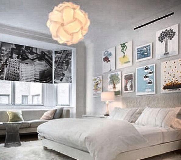 GroBartig Ein Schlafzimmer Komplett In Weiß Ist Ein Luftiger, Sauber Aussehender Und  Entspannender Raum. Die