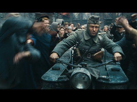 ▶ 'Stalingrad' Trailer - 2013, directed by Fedor Bondarchuk. I loved this film! YouTube