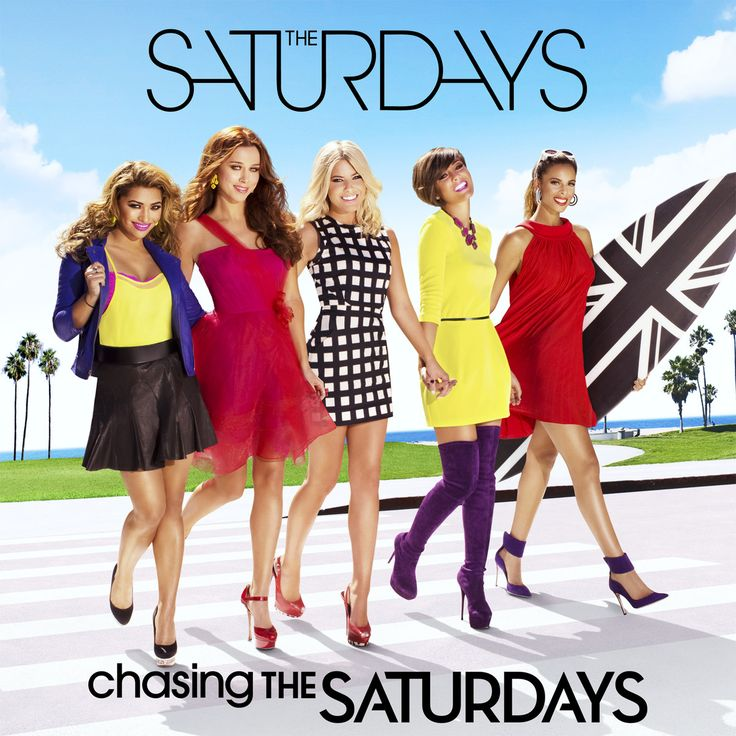 Chasing the Saturdays (US Only)