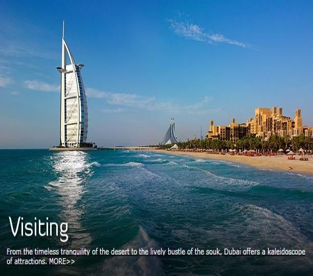 There are endless experiences and attractions in Dubai for any traveler.