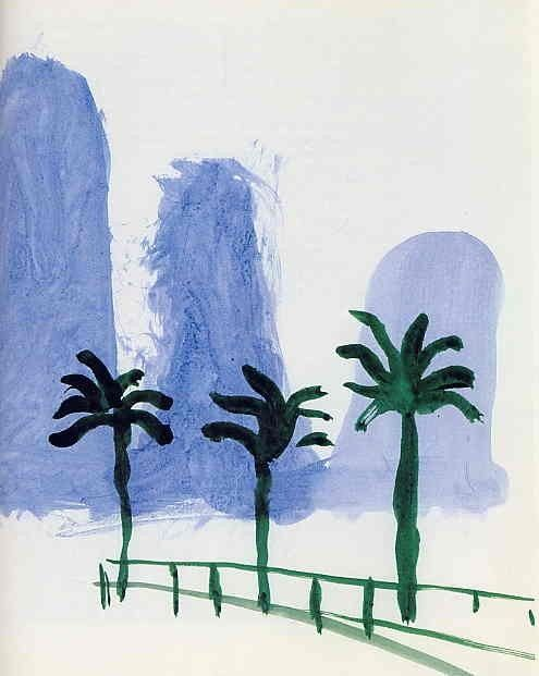 David Hockney ART BOOK China Diary Sketches Drawings Photographs by Hockney… …