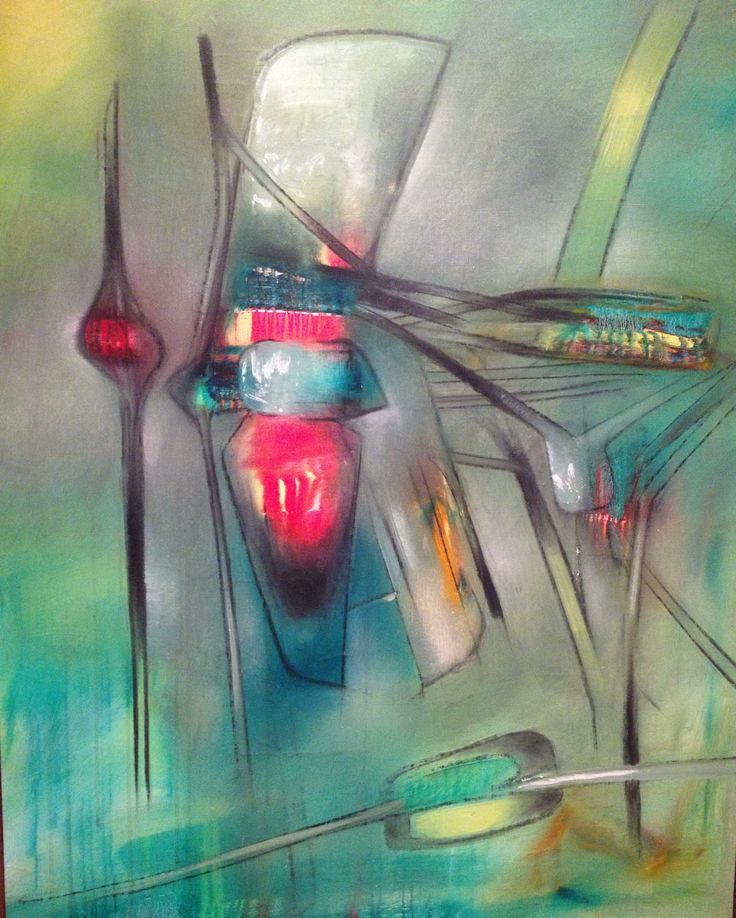 Roberto Matta, Pintor chileno -- my favorite of his