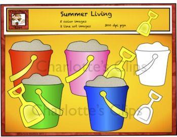 Free Clip Art For Summer