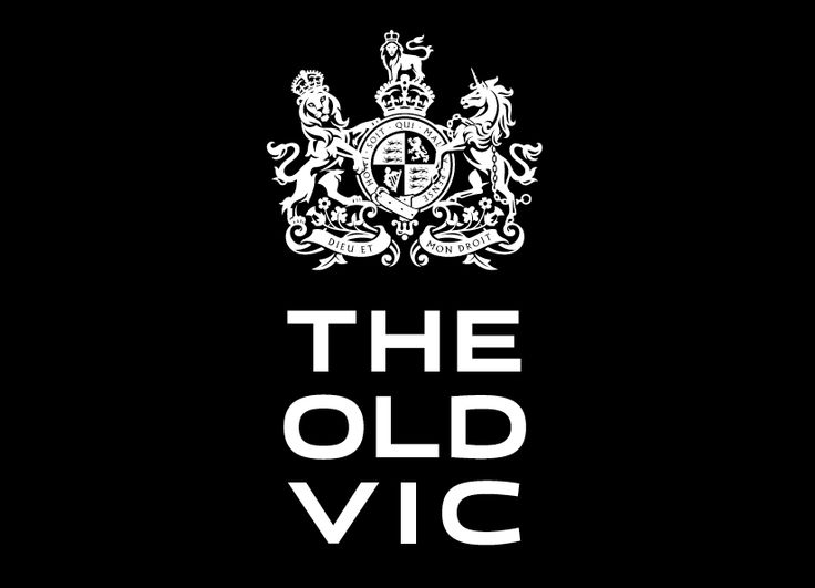 logo / Creative Review - A new crest for The Old Vic