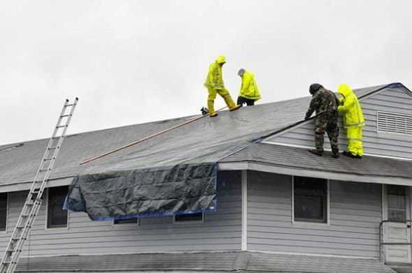 How To Perform An Emergency Roof Repair