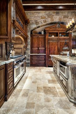 Rustic Kitchen Design Ideas, Pictures, Remodeling and Decor