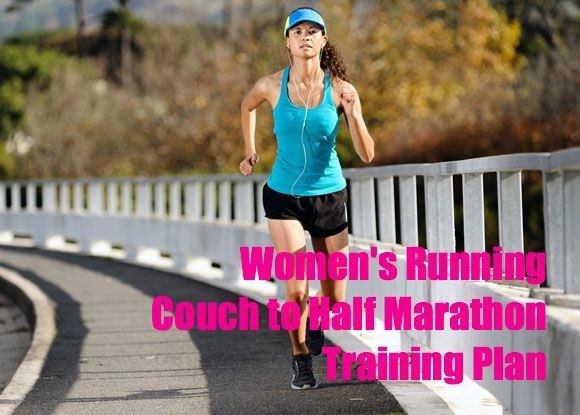 Couch to Half Marathon Training Plan! - Page 3 of 3 - Women's Running