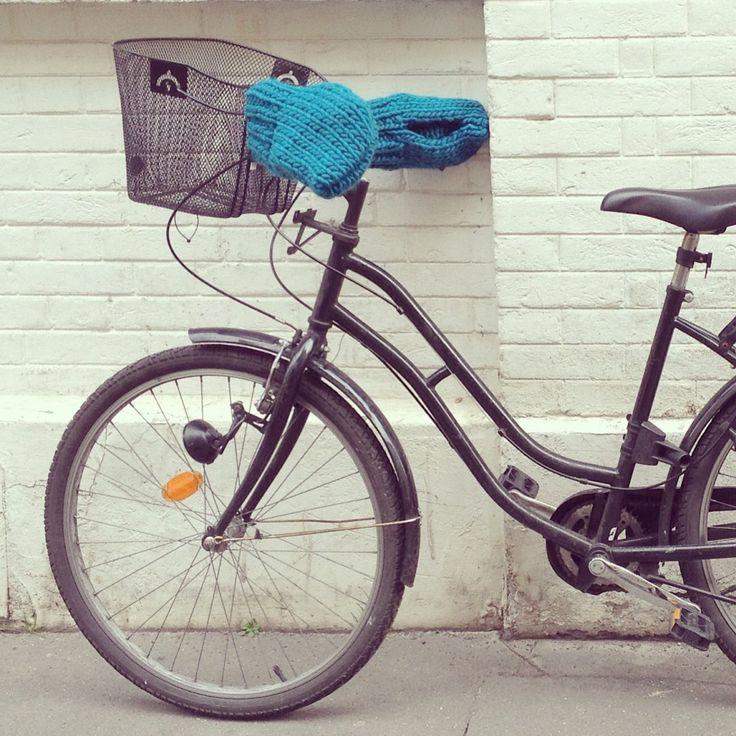 Moufles de vélo