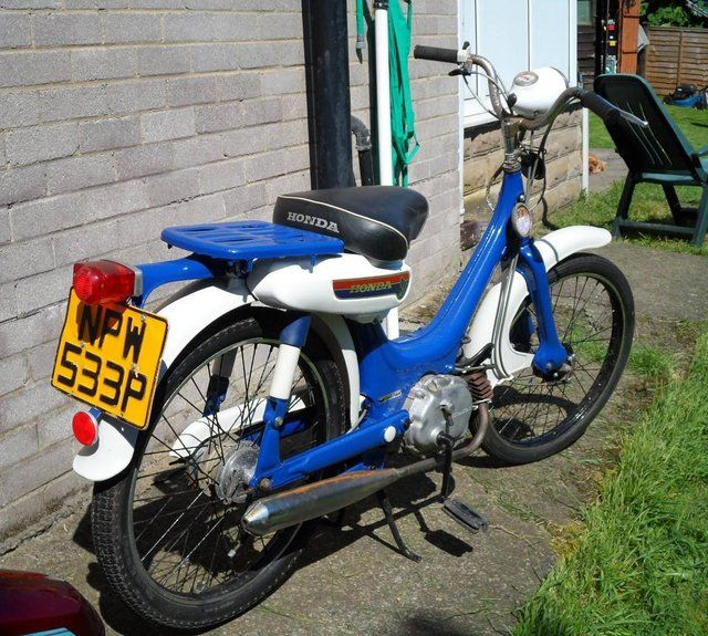 Honda PC50 E 1976 For Sale in Liversedge, West Yorkshire
