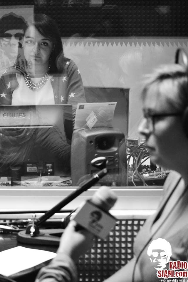 Me in Radio