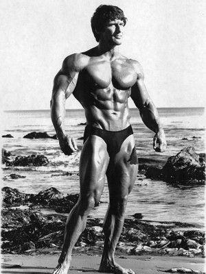 Frank Zane, my all time favorite bodybuilder!