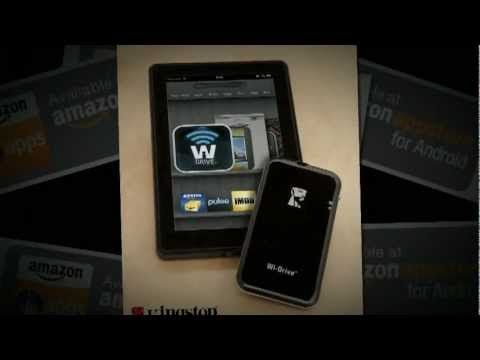 Go beyond 8GB! The Kingston Wi-Drive can now be used for the Android-based Kindle Fire tablet!!     #Kingstontech http://www.youtube.com/watch?v=r8xClbtuzc0=BFa=UUE3iQILefHt5AZR_n0SmQ5g