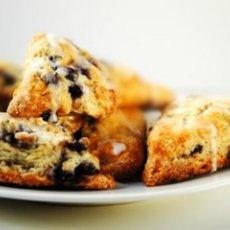 healthy blueberry scones recipe for scones high fiber recipes fiber ...