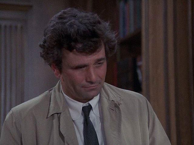 Columbo, Lovely But Lethal Season 3 Episode 1, Episode aired 23 September 1973, Peter Falk