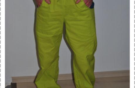 Pantalon d'escalade