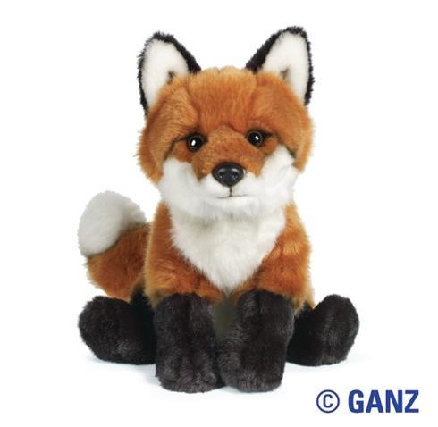 my webkinz fox <3